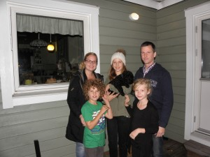 Familjen Eberstein med Boston